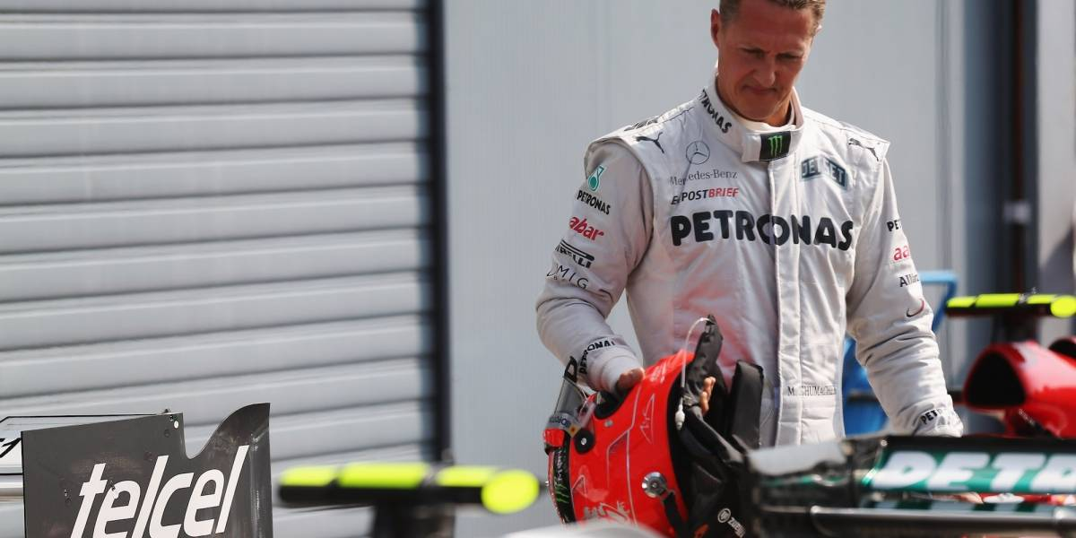 La inesperada revelación sobre el estado de salud de Michael Schumacher