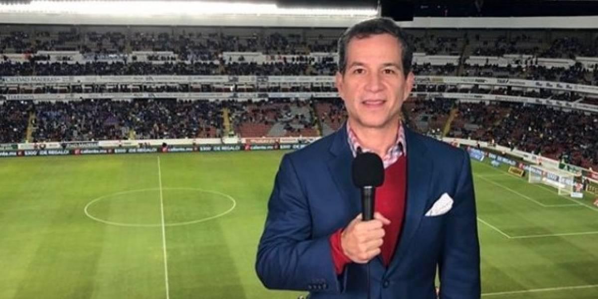 Javier Alarcón será el nuevo fichaje de ESPN