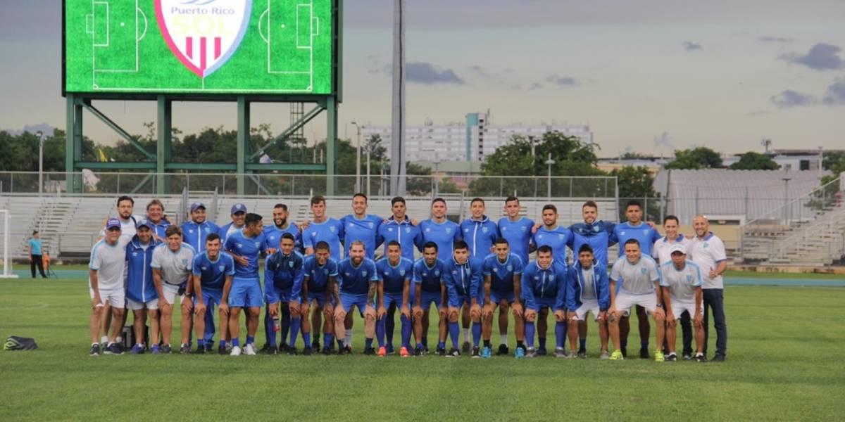 Selección Nacional conoce el día y la hora para enfrentar a Anguila