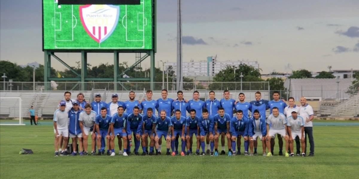 La selección de Guatemala jugará en la Isla del Encanto