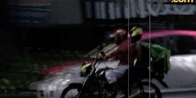 Chocan y extorsionan a automovilistas