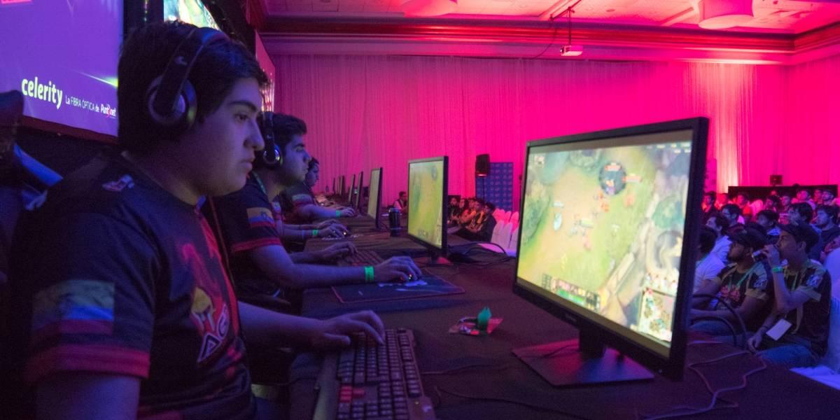 Más de 40 equipos gamers participarán en Torneo E- Sports Celerity