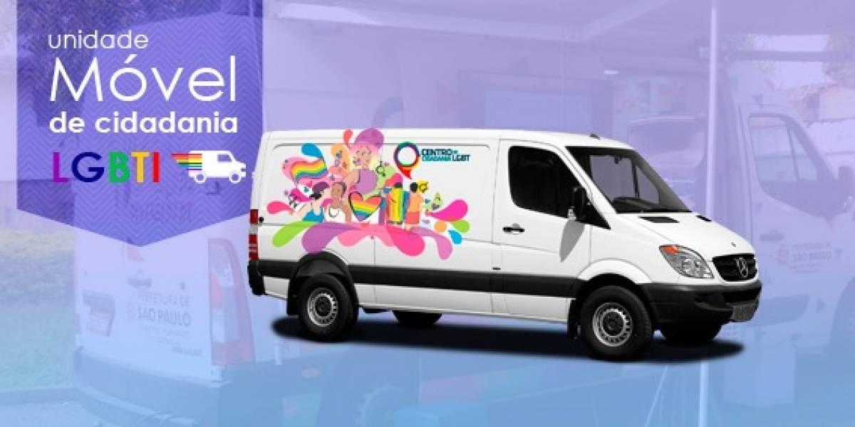 LGBTI: unidade móvel atende no Terminal Vila Carrão na segunda-feira