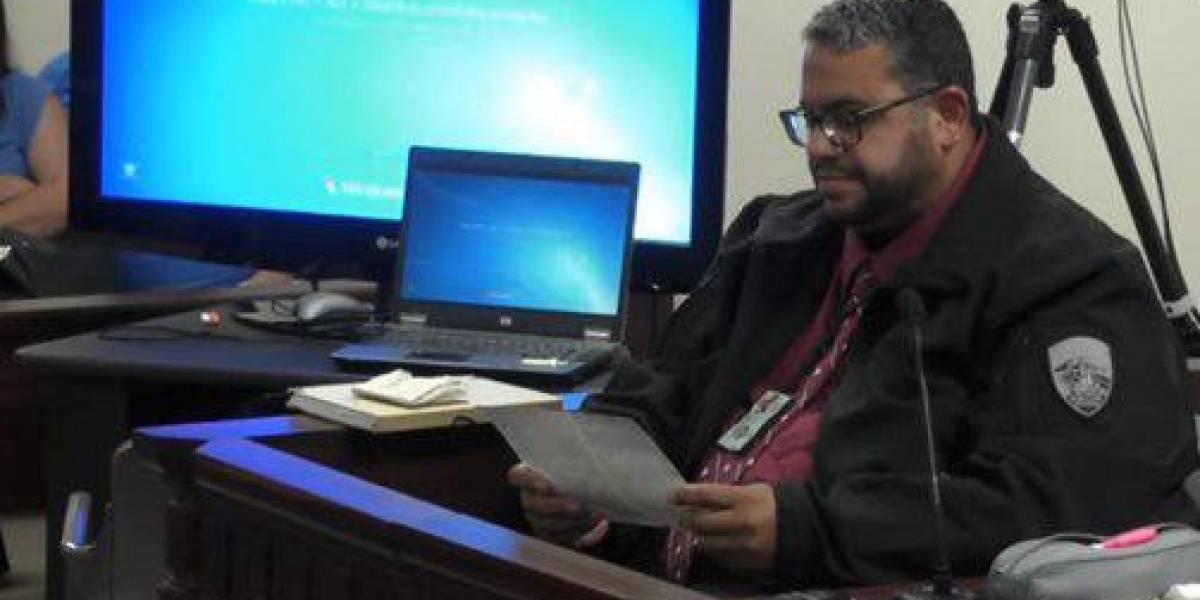 Jensen Medina Cardona era sospechoso del crimen de Arellys desde que comenzó la investigación