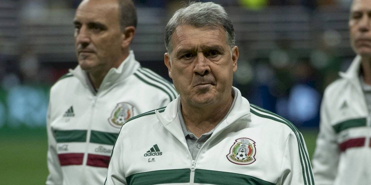 'El resultado no refleja realidad de la Selección de Mexicana': Martino