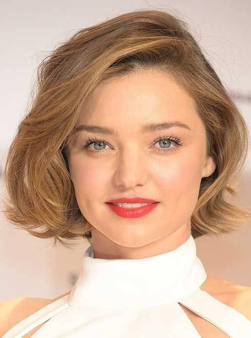 Cortes de cabello para caras redondas