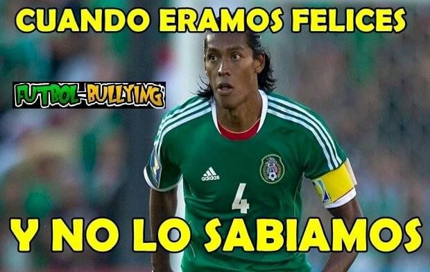 Memes México vs Argentina