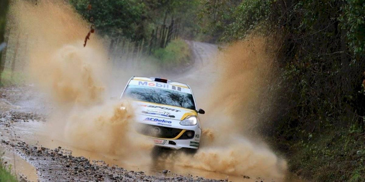 Eduardo Kovacs ganó el Rally de Curicó