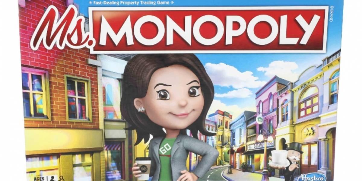 Ms. Monopoly hará que las mujeres ganen más que los hombres