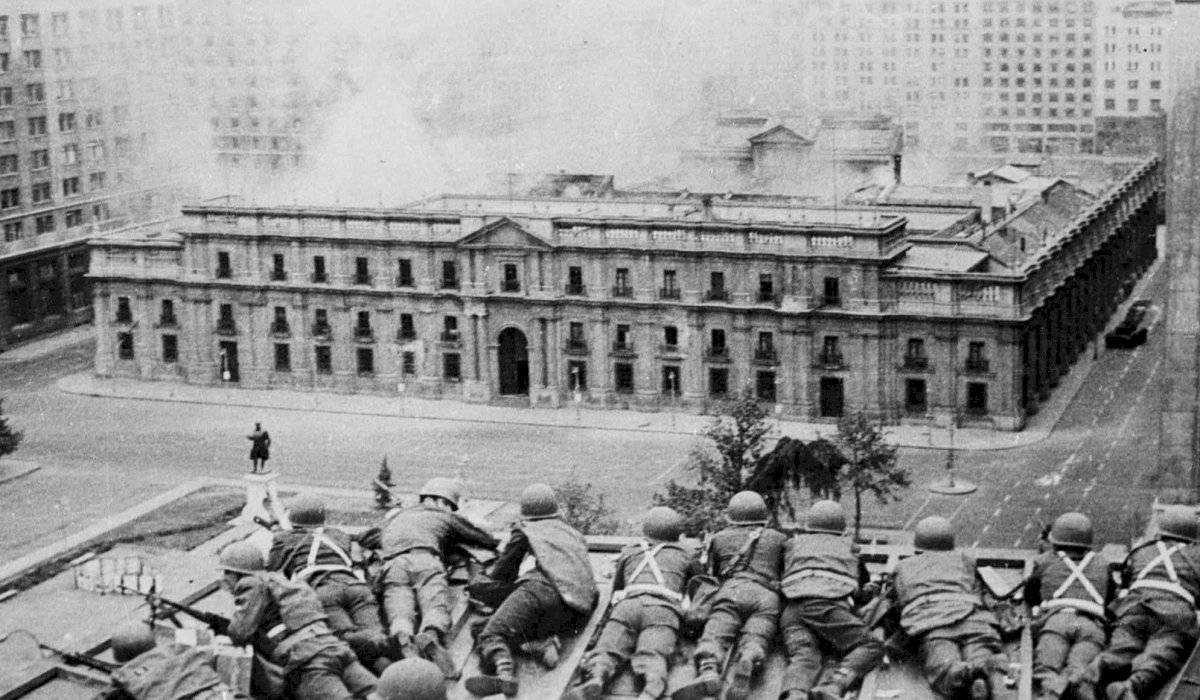 Bombardeo a La Moneda