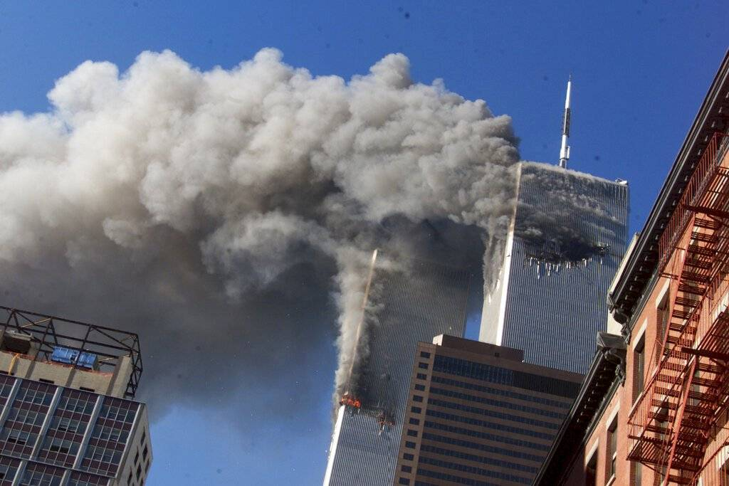 11 de septiembre WTC