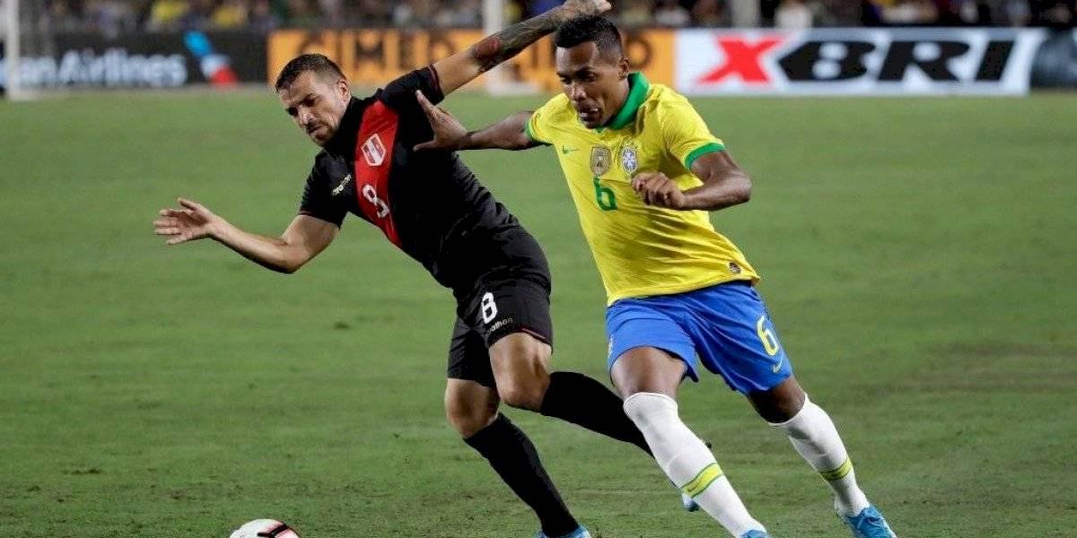 Perú se tomó revancha y venció a Brasil con Gabriel Costa como figura