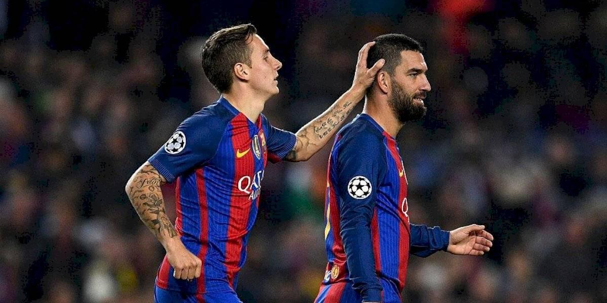 Condenan a ex jugador del Barcelona a más de dos años de prisión