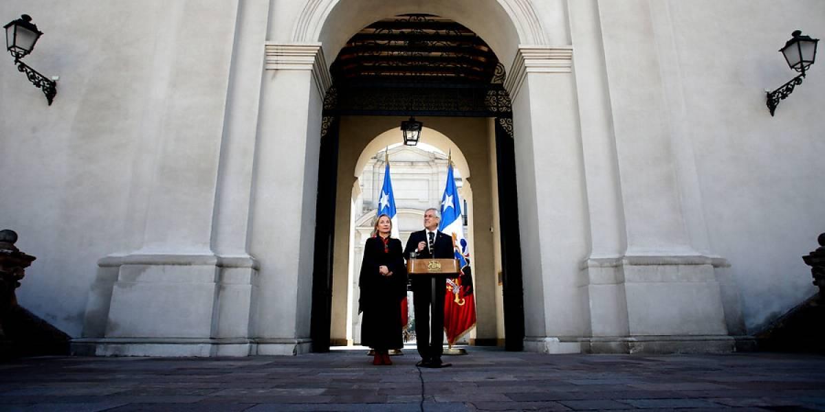 En medio de acusaciones de negacionismo: Piñera llama a la unidad nacional