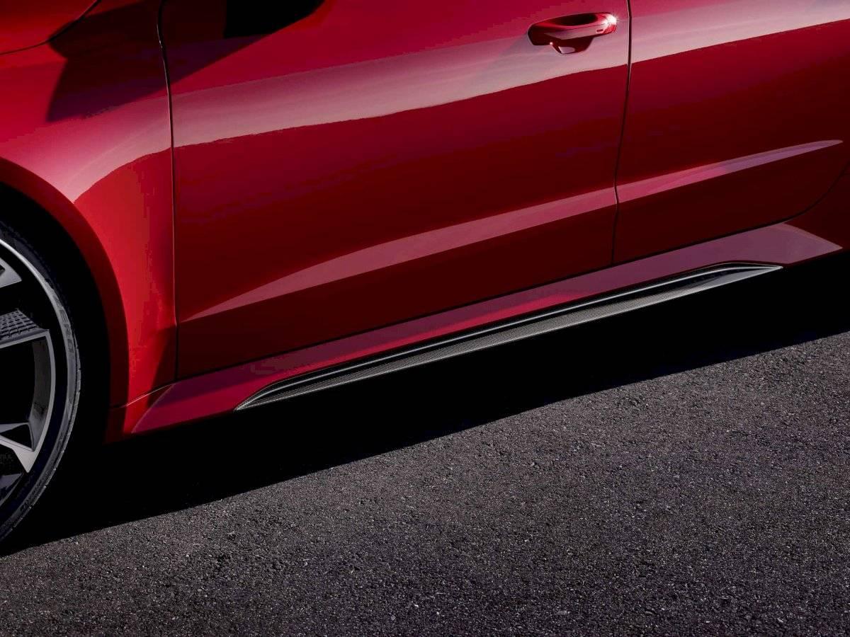 Audi RS 7 Sportback lateral cortesía