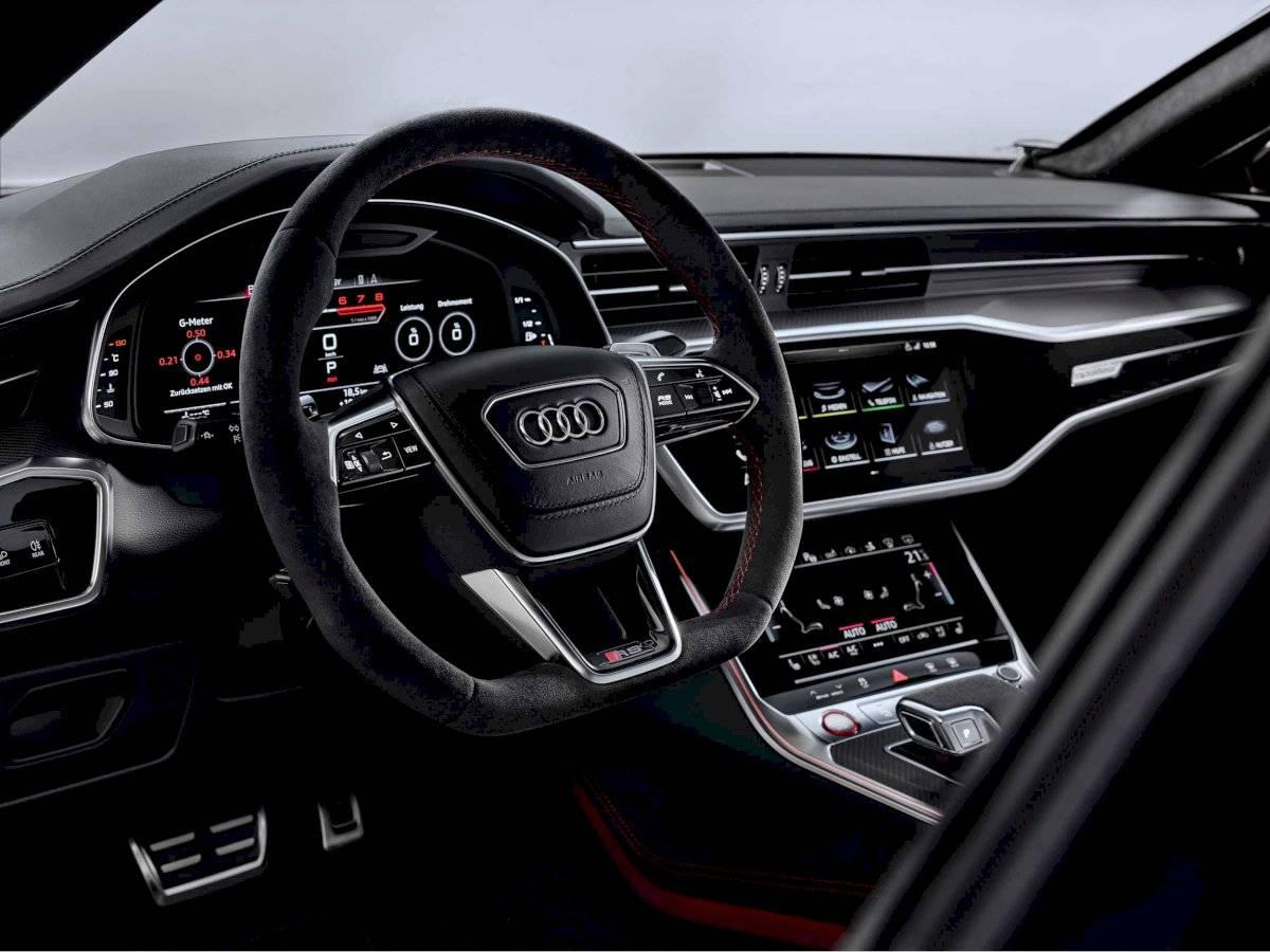 Audi RS 7 Sportback volante Cortesía
