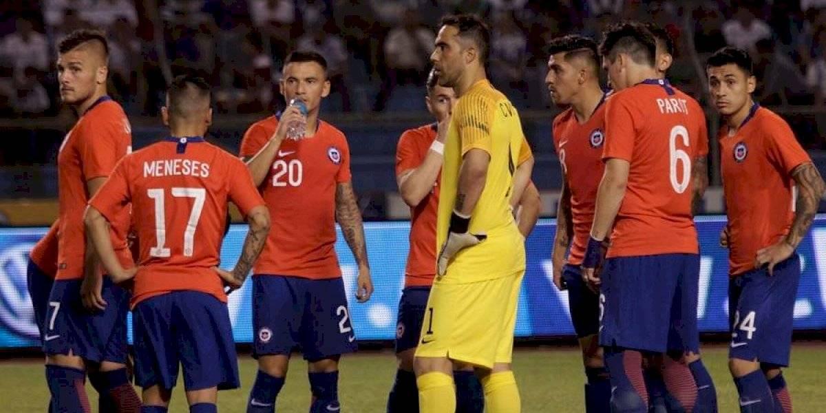 Con Bravo recuperando el trono: los ganadores y perdedores de la Roja en esta doble fecha FIFA