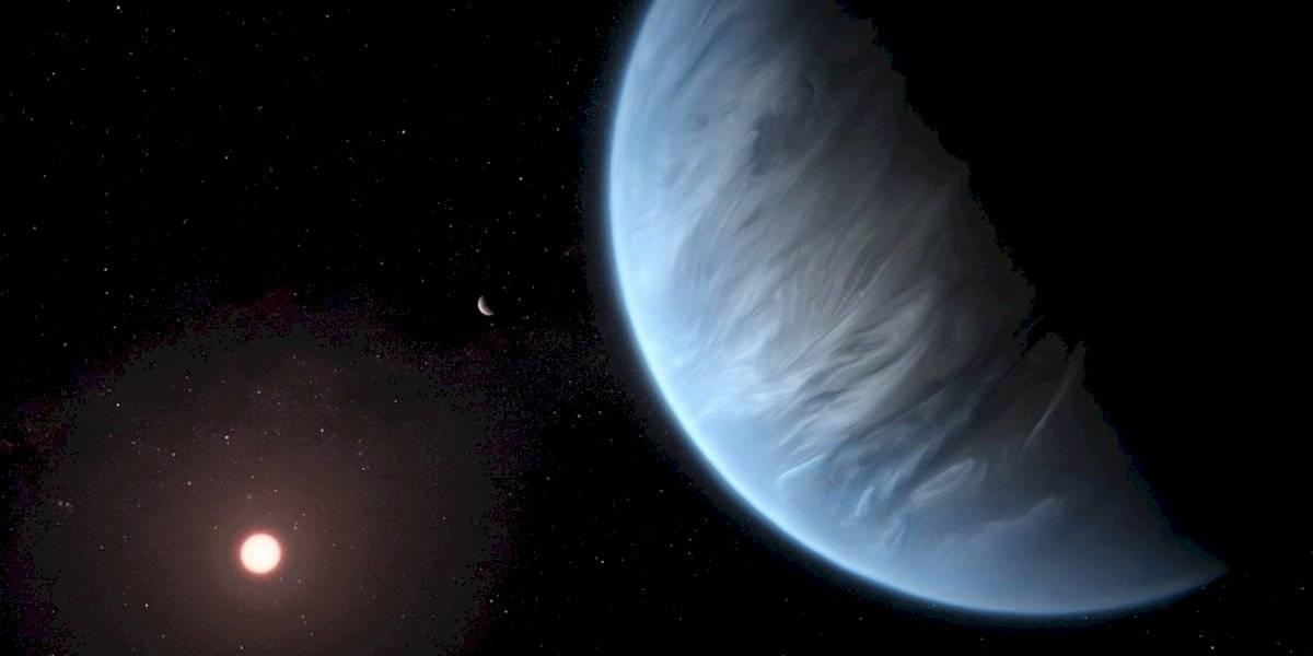 """""""Increíblemente emocionante"""": descubren agua en K2-18b, el único planeta conocido fuera del sistema solar potencialmente habitable"""