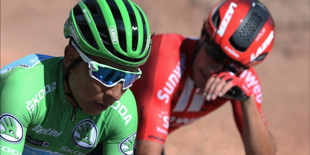 Nairo Quintana reveló cómo se encuentra de la gripa para las etapas finales de La Vuelta