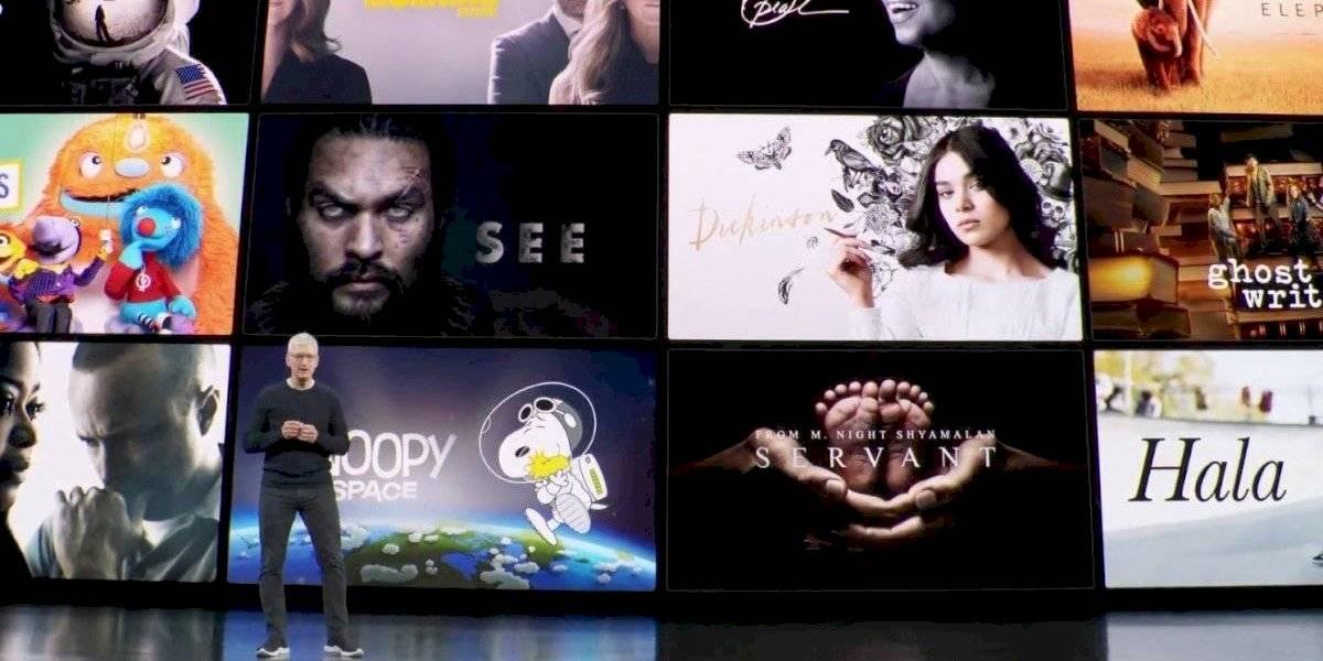 """Esto recién comienza: anuncio de Apple TV+ encendió la """"Guerra del Streaming"""""""
