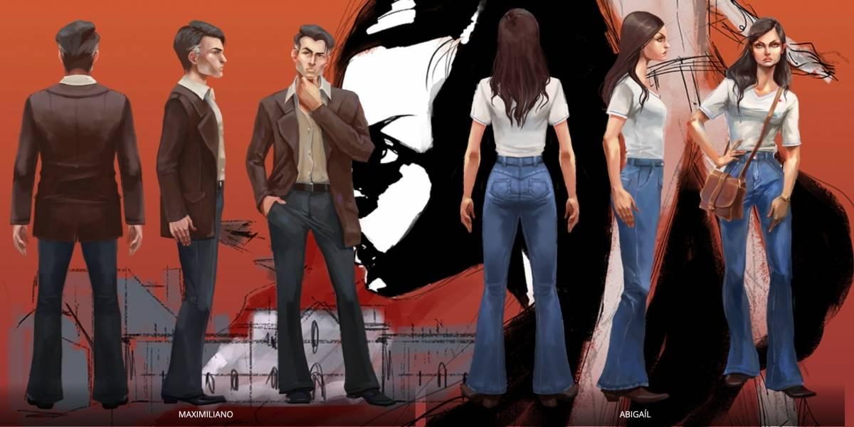 Conoce Dirty Wars, el videojuego chileno que te hace luchar contra Pinochet