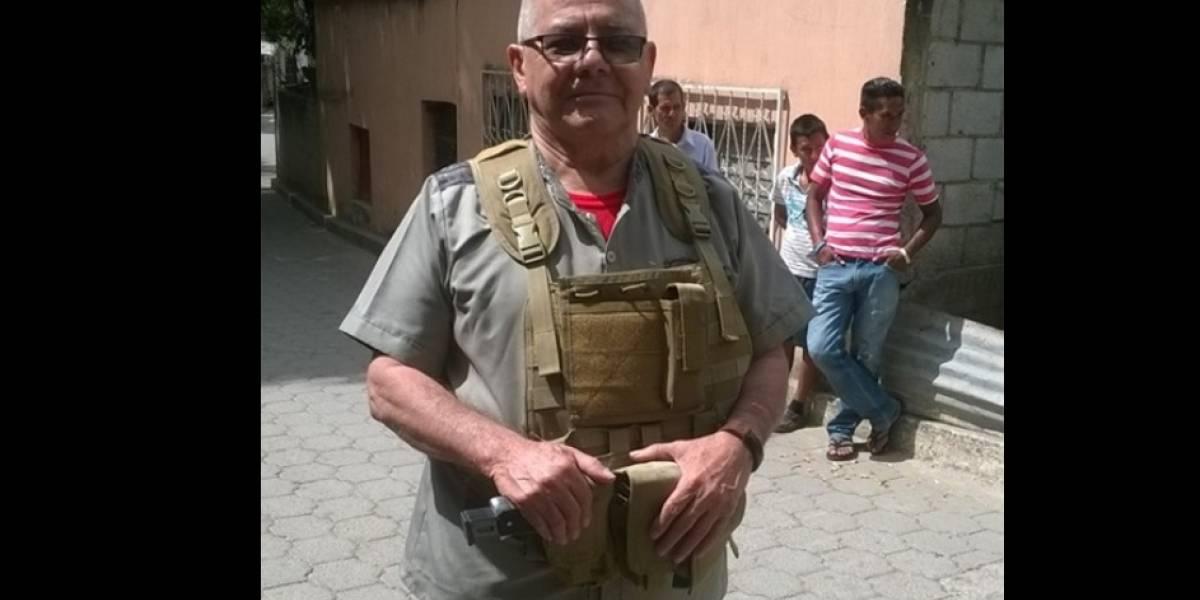 César Montes: No ordené matar a nadie, intervine para calmar a la gente