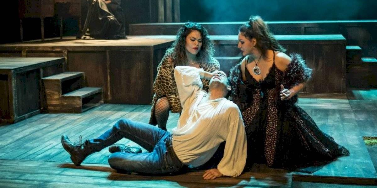 """""""El cuerpo de Mercutio"""", una obra gratuita para enamorarse de Shakespeare"""