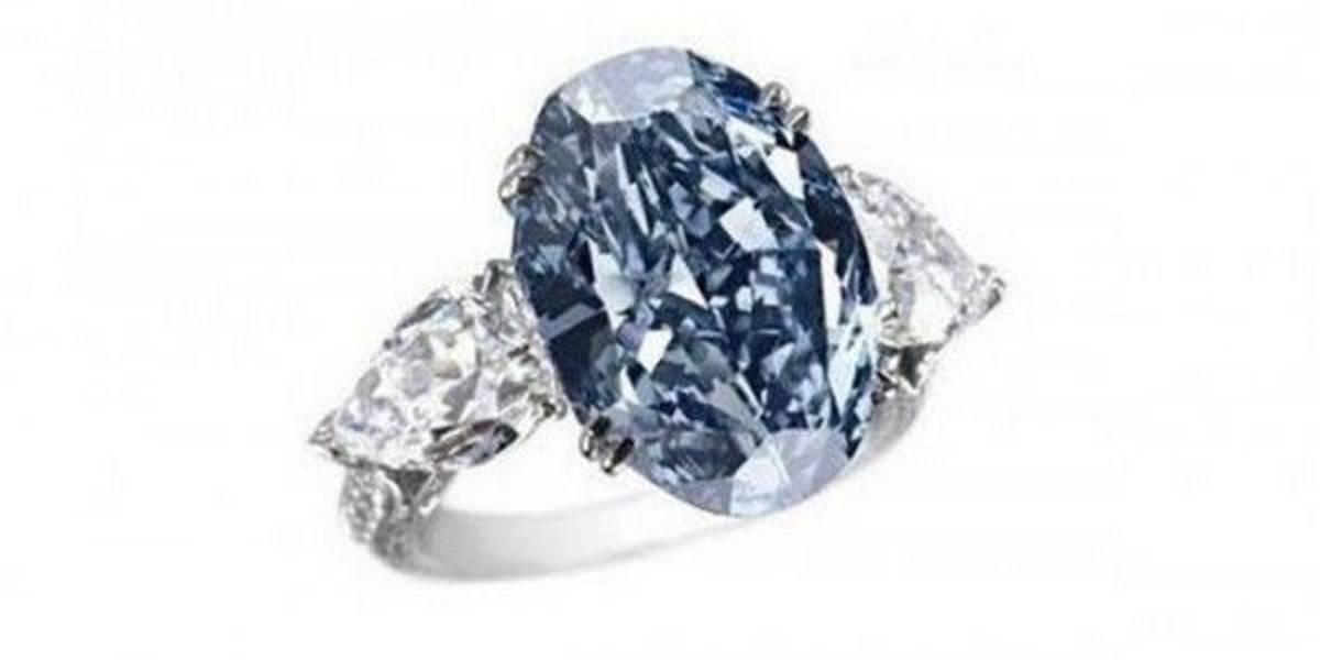 Mega-Sena milionária: prêmio daria para comprar um dos anéis de diamante mais caros do mundo