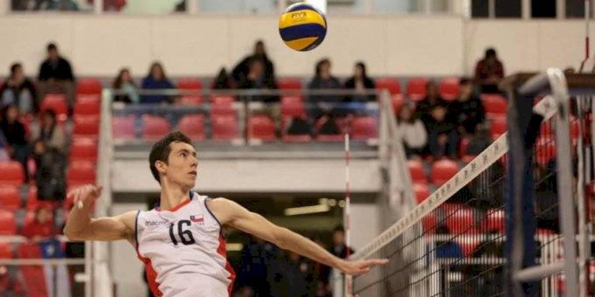 Chile mostró su jerarquía para derrotar a Perú y ya está en semifinales del Sudamericano de voleibol