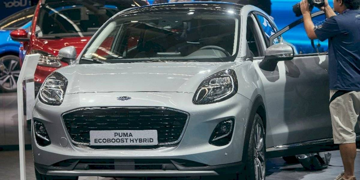 Vehículos eléctricos e híbridos de Ford superarán ventas: así su presentación en Frankfurt