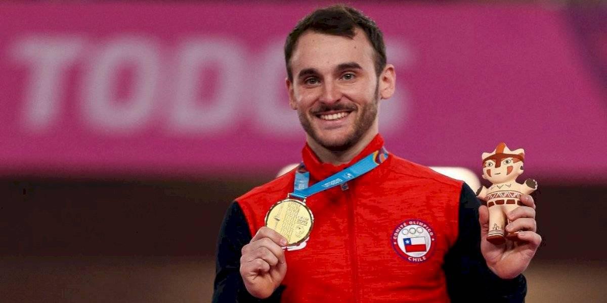 Tomás González comienza su gira por Europa donde buscará su clasificación a los Juegos Olímpicos
