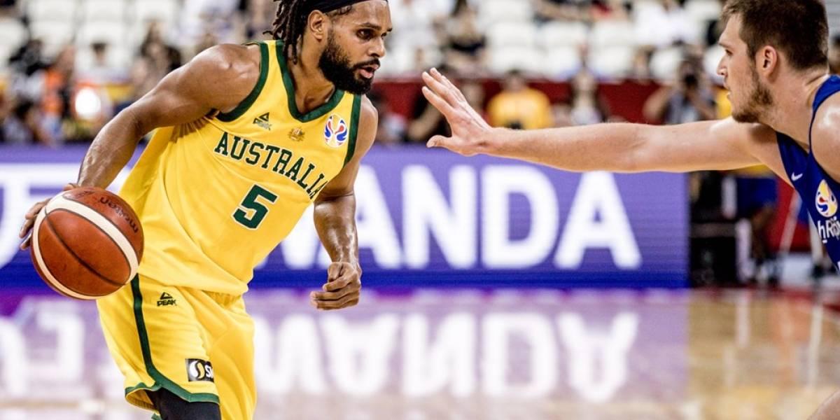 Australia avanza a la semifinal de China 2019 tras derrotar a República Checa