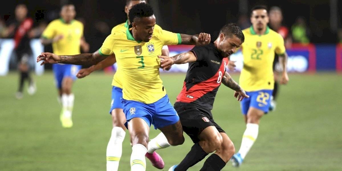 """""""No le teme a la pelota, ni mucho menos al rival"""": la prensa peruana llenó de elogios a Gabriel Costa por su nivel ante Brasil"""