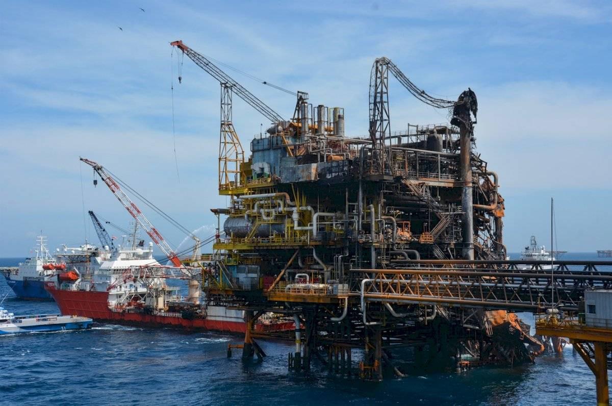 Industria-petróleo