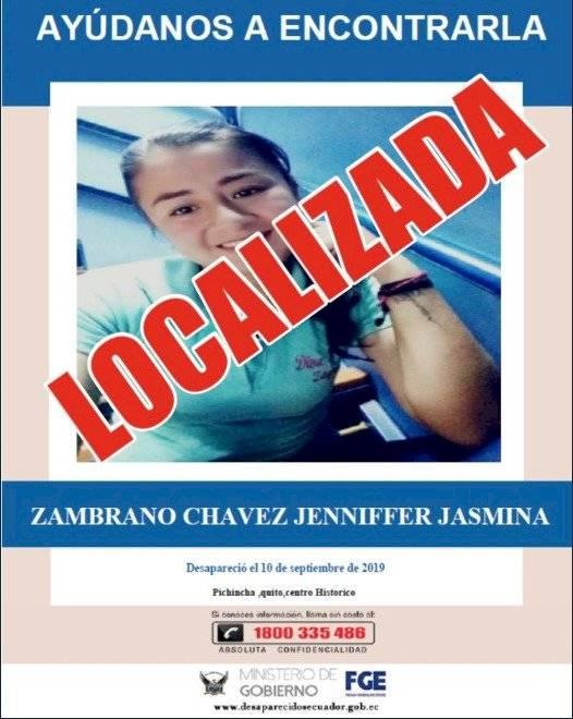 Jennifer Jasmina Zambrano