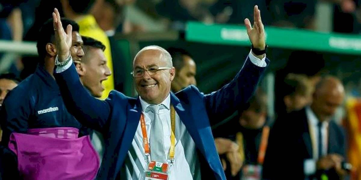 Jorge Célico: ¿Es un técnico efectivo al frente de la Selección de Ecuador?