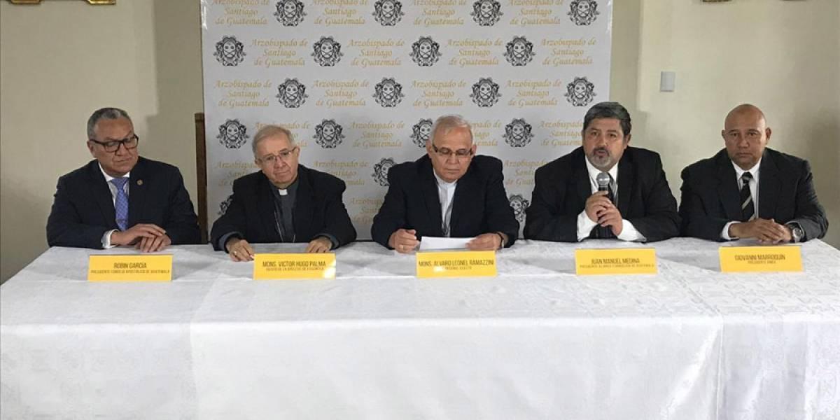 Religiosos llaman a elegir con ética a nuevos jueces y magistrados de la CSJ y Salas de Apelaciones