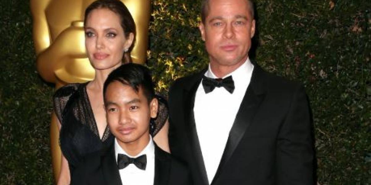 """""""Resentimiento a fuego lento"""": Brad Pitt estaría destrozado porque sus hijos mayores se niegan a verlo en Navidad"""