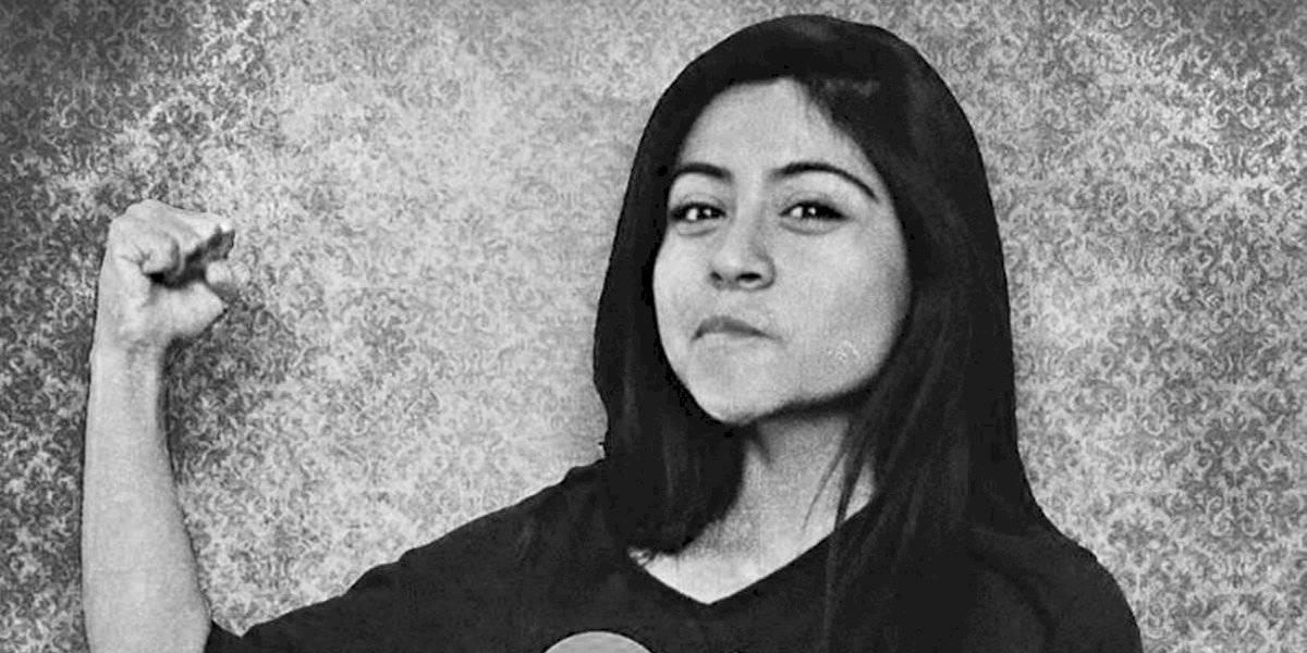 "Colectivo ""Queparió"" exige investigar como 'feminicidio', muerte de youtuber Mariela Saidí"