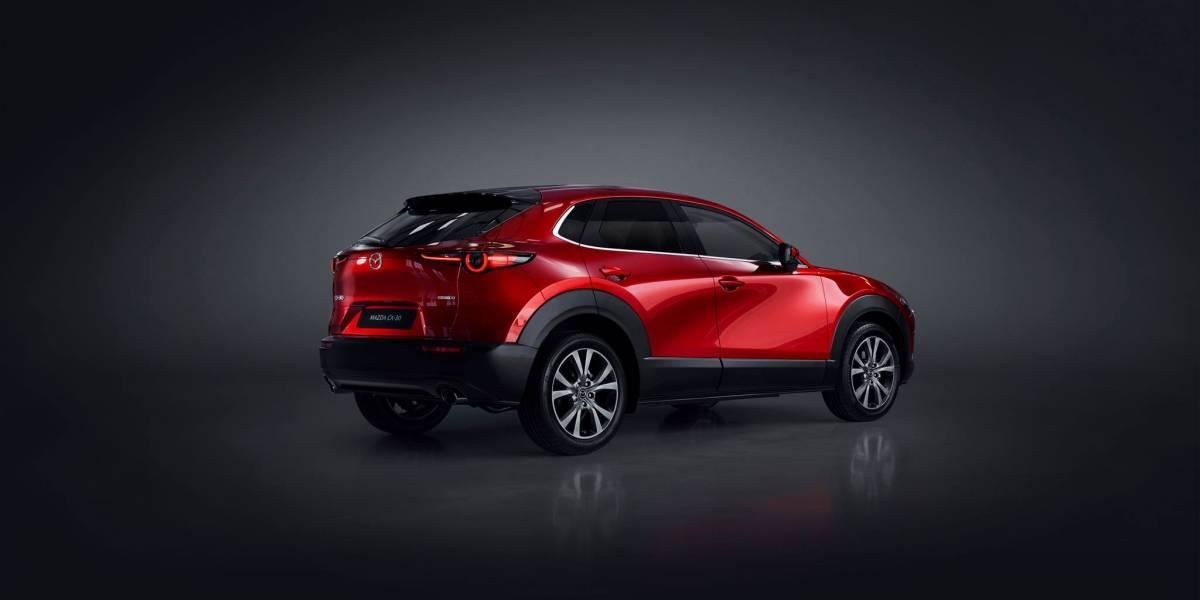 Mazda confirma producción de CX-30 en México