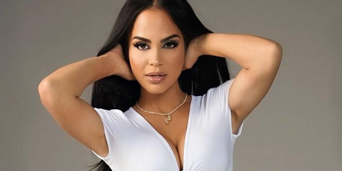 La hermana de Natti Natasha hizo un sensual video al estilo de la cantante