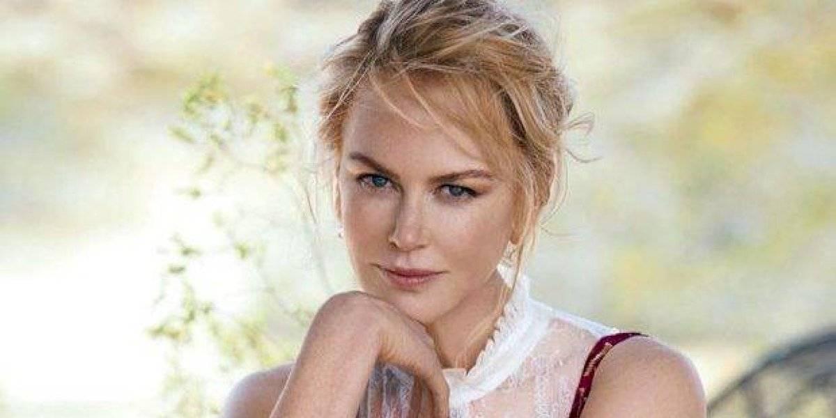 ¿Qué le pasó a Nicole Kidman en el rostro? Aparece irreconocible en alfombra roja