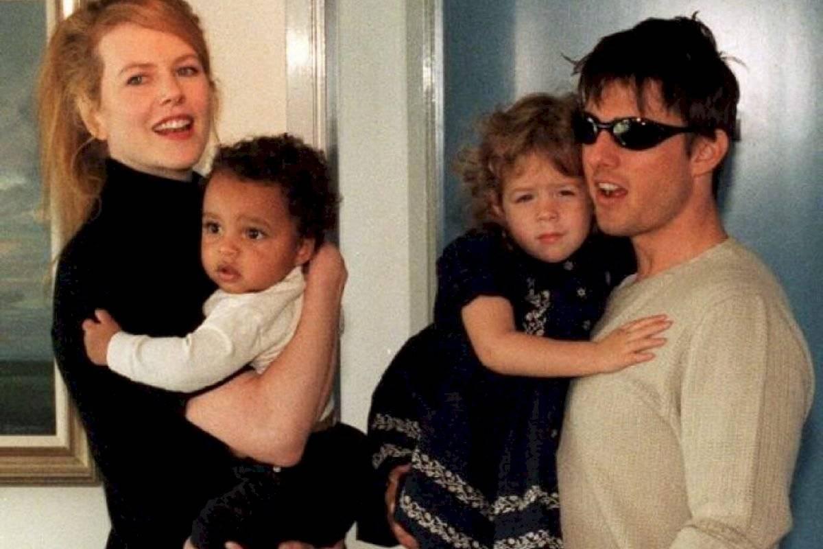 Nicole Kidman y sus hijos