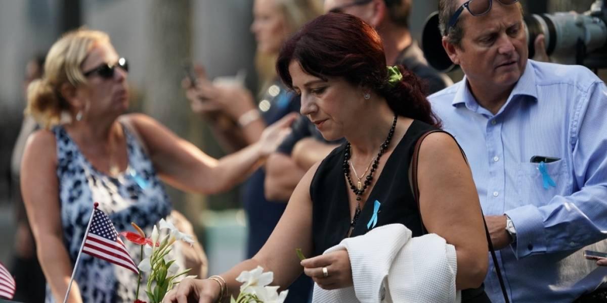FOTOS. Nueva York recuerda el 18 aniversario de los ataques del 11 de septiembre