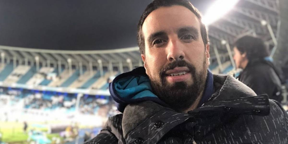 Periodista argentino que insultó al futbol mexicano se burla del Tricolor