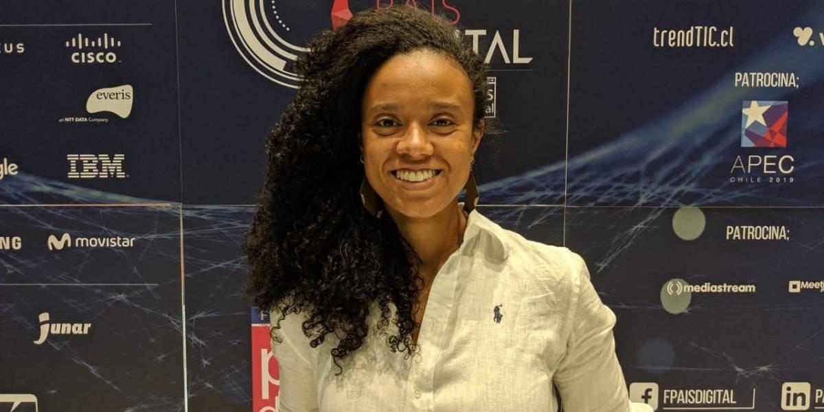 """Hanoi Morillo, experta en transformación digital: """"Chile está en una maratón, pero lo pueden sobrepasar en la última milla"""""""