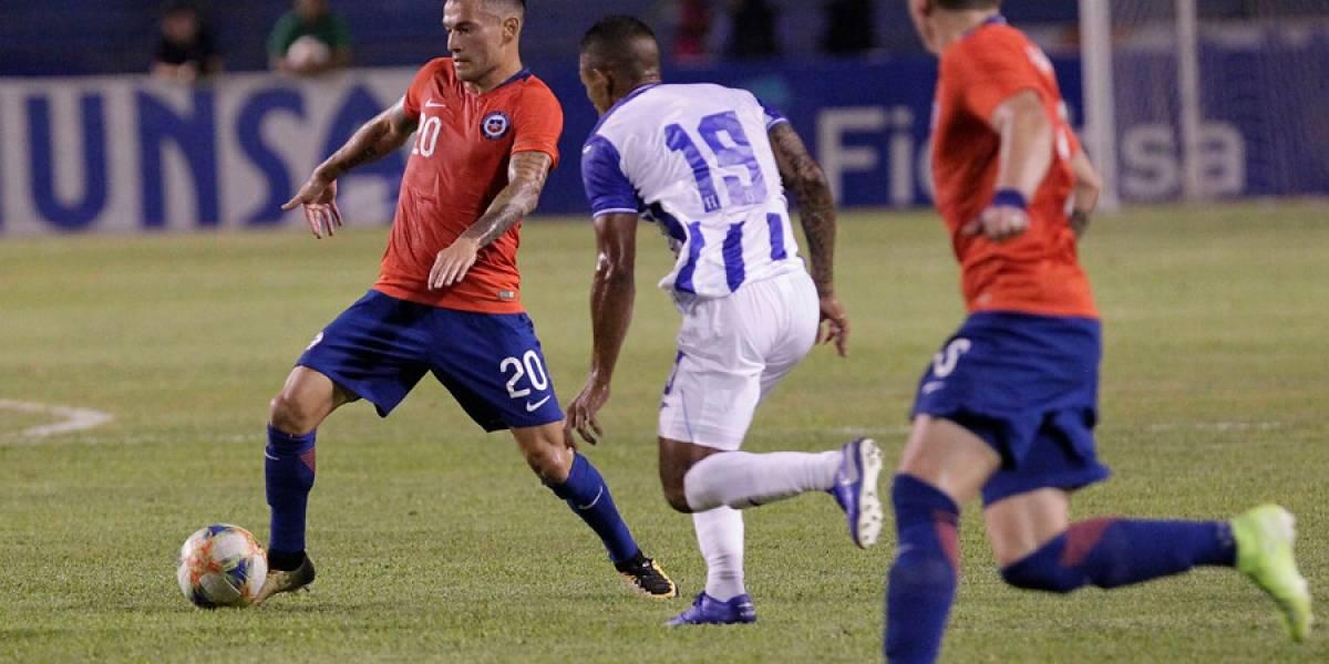 Así vivimos la derrota de Chile ante Honduras en duelo amistoso