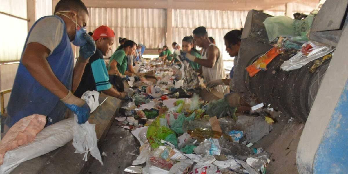 ABC não apresenta evolução na coleta de lixo reciclável