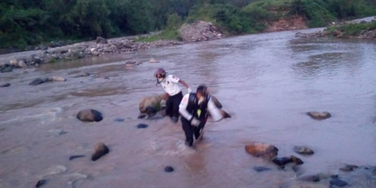 Un bebé y un hombre murieron ahogados en Santa Rosa y Sololá