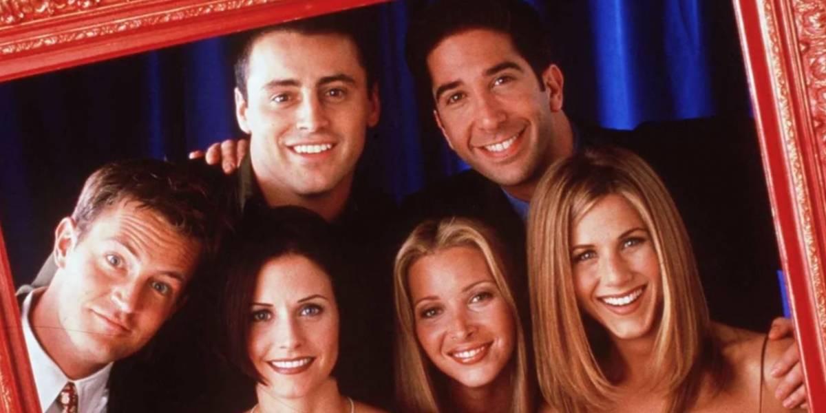 Lanzan app por los 25 años de Friends